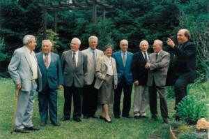 Der Vorstand der Seniorenunion Hürth