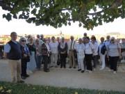 Gruppe im Rosengarten